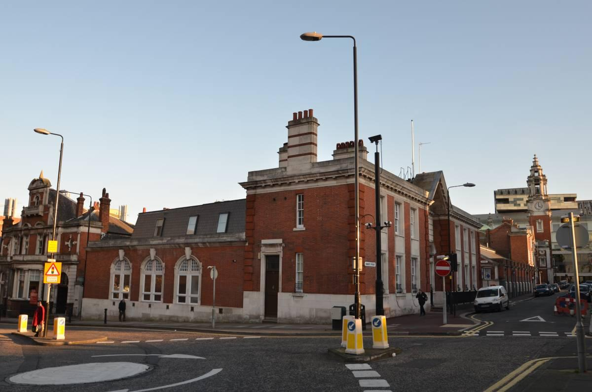 Woolwich Magistrates Court